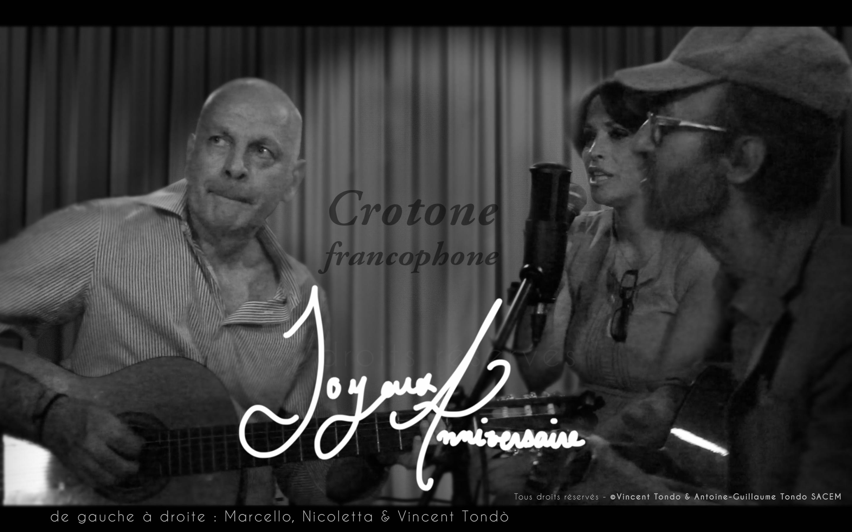 Crotone Francophone