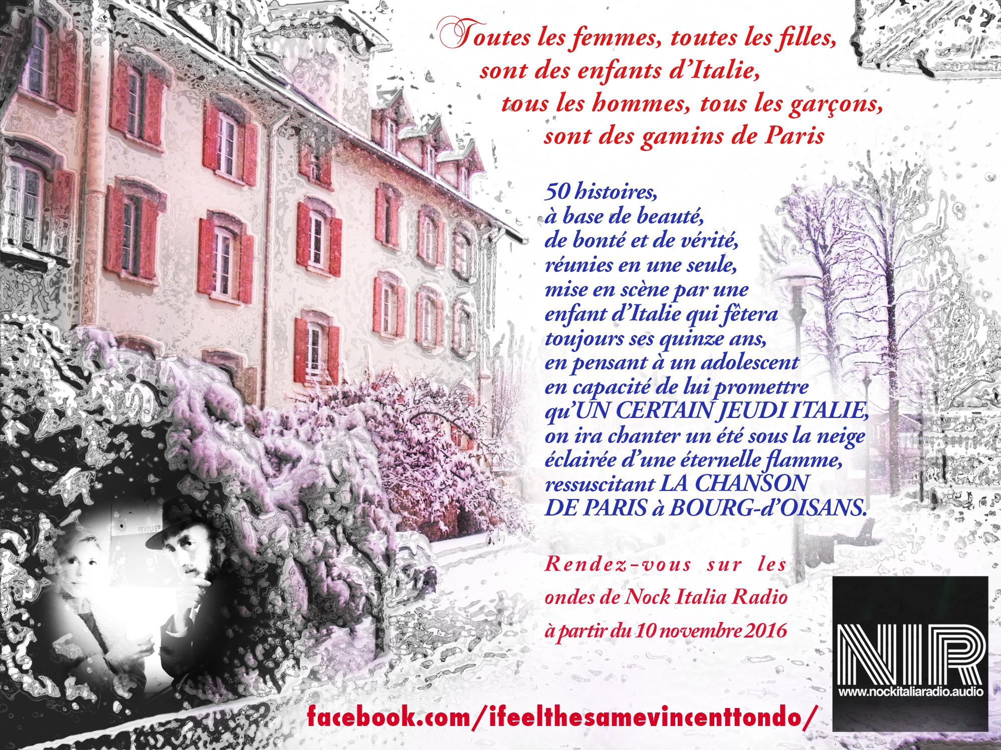 Rendez-vous Nock Italia Radio