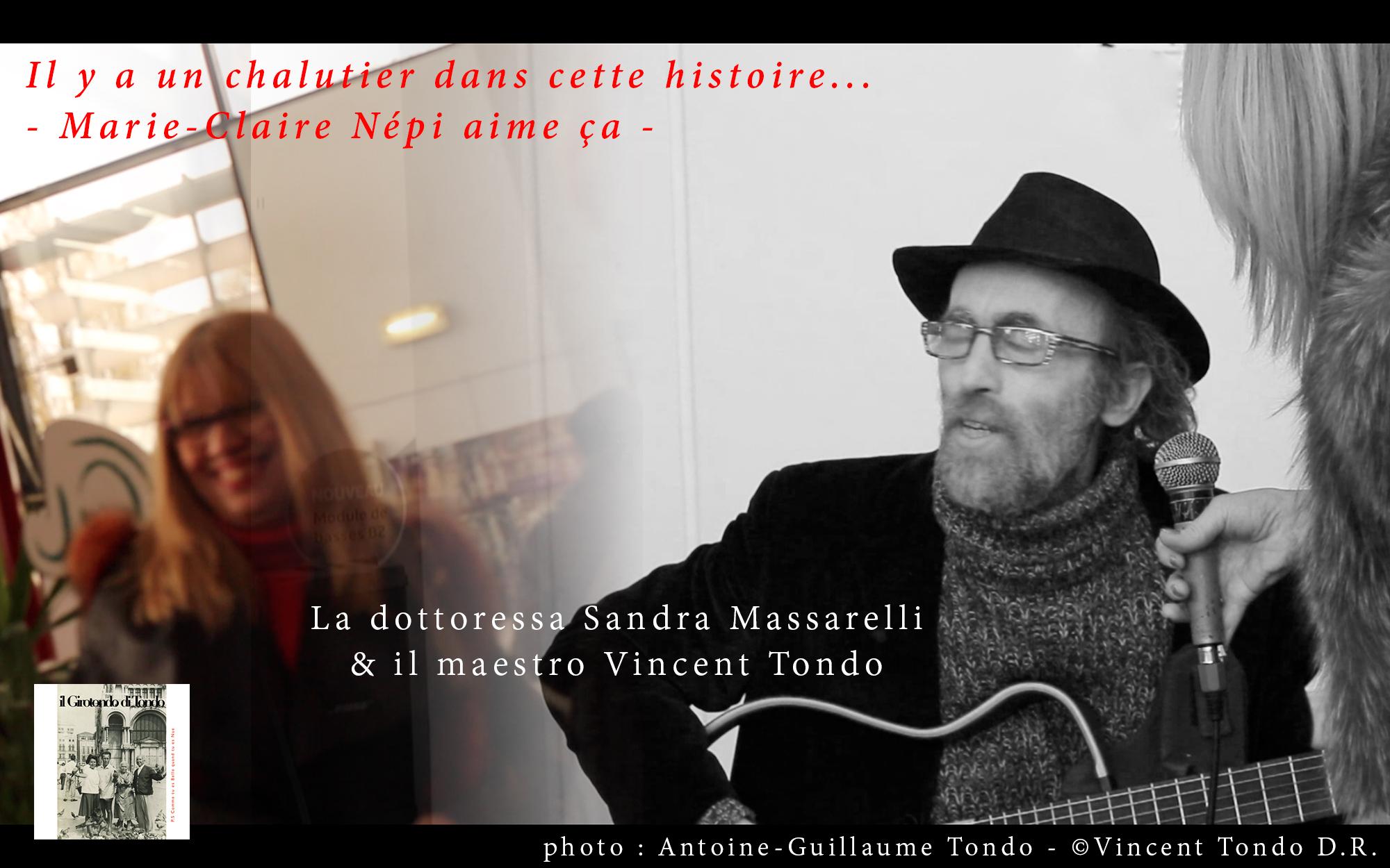 Sandrea Massarelli & Vincent Tondo