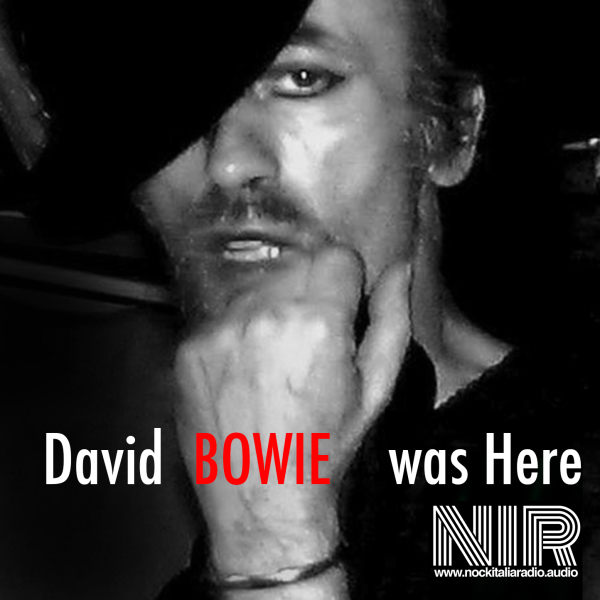 David Bowie was Here